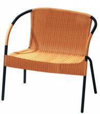 Стол - диван от ратан