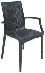 Стол от ратан антрацит