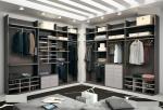 Обзавеждане за гардеробни стаи