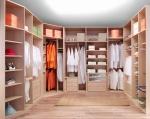Открити гардероби за гардеробни стаи