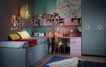 Детски стаи за момичета лукс