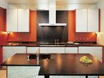Кухни с масивни или фурнировани врати луксозна
